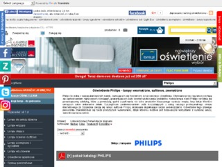 Lampa philips